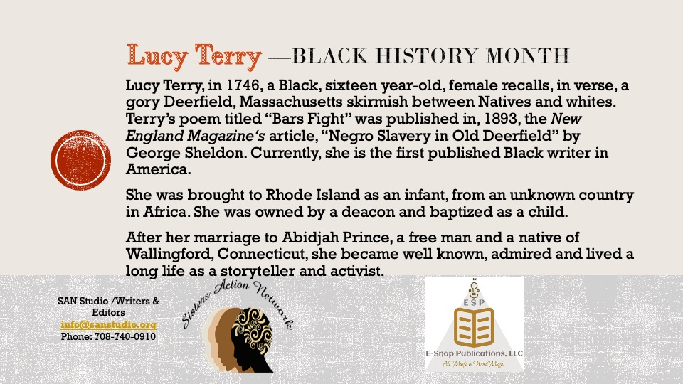BHM Lucy Terry